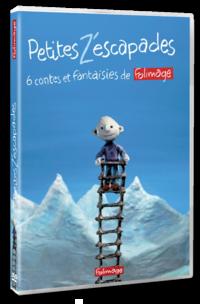 DVD Petites Z'escapades