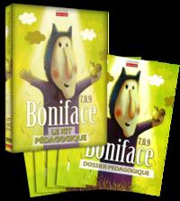 Kit pédagogique - 7 8 9 Boniface