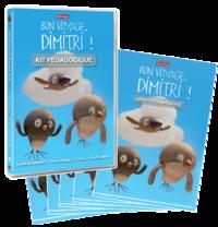 Kit pédagogique - Bon voyage, Dimitri !
