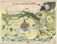 Poster Au Royaume de Léon et Mélie