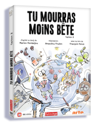 DVD Tu mourras moins bête (saison 2)