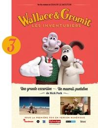 Lot Wallace et Gromit : Les Inventuriers