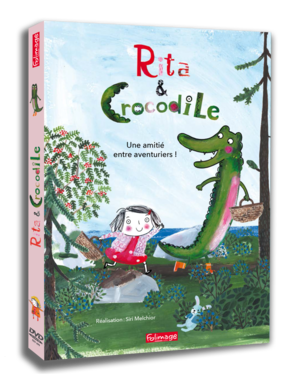 DVD Rita & Crocodile